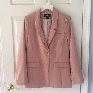 Rose blazer